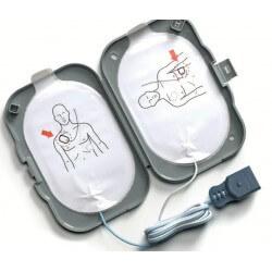 HeartStart FRx electrodes...