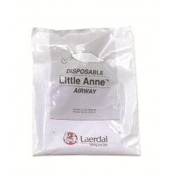 Voies respiratoires à usage unique Little Anne, 24 pièces