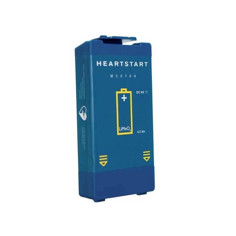 Batterij HeartStart eerste-hulp-defibrillator en HeartStart FRx