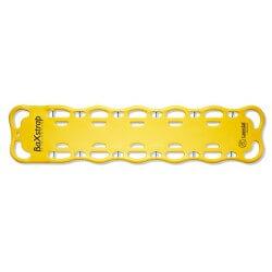 Baxstrap planche d'immobilisation, jaune
