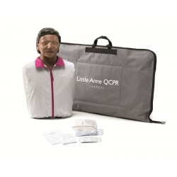 Laerdal - Little Anne QCPR version noire