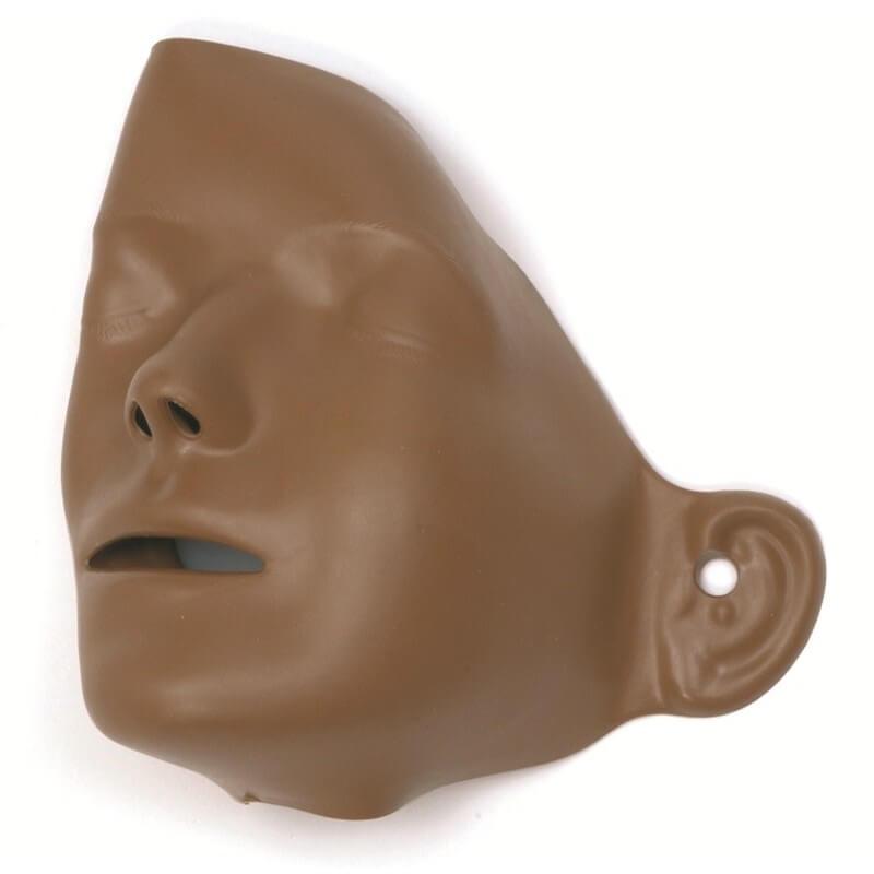 Masques de visage version noire 6 pièces