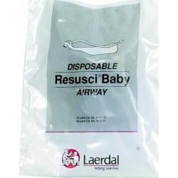 Voies respiratoires Resusci Baby, 24 pièces (ancien modèle)