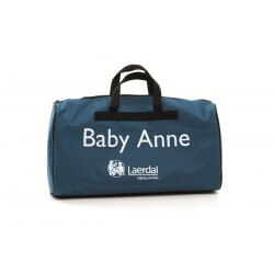 Sac souple de transport Baby Anne