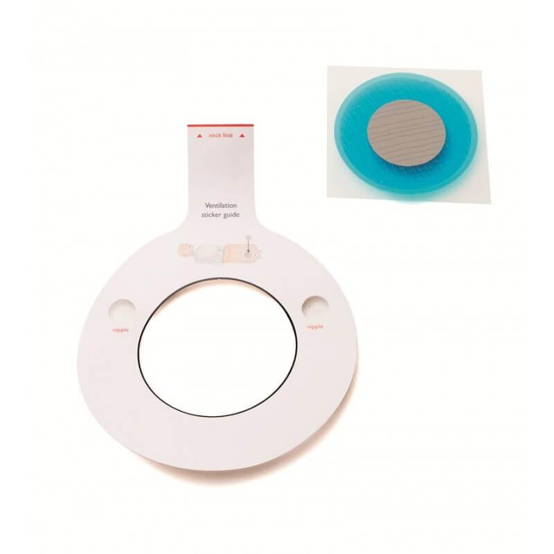 Sticker ventilation Little Junior QCPR