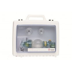 LSR insufflateur prématuré complet en coffret transparent