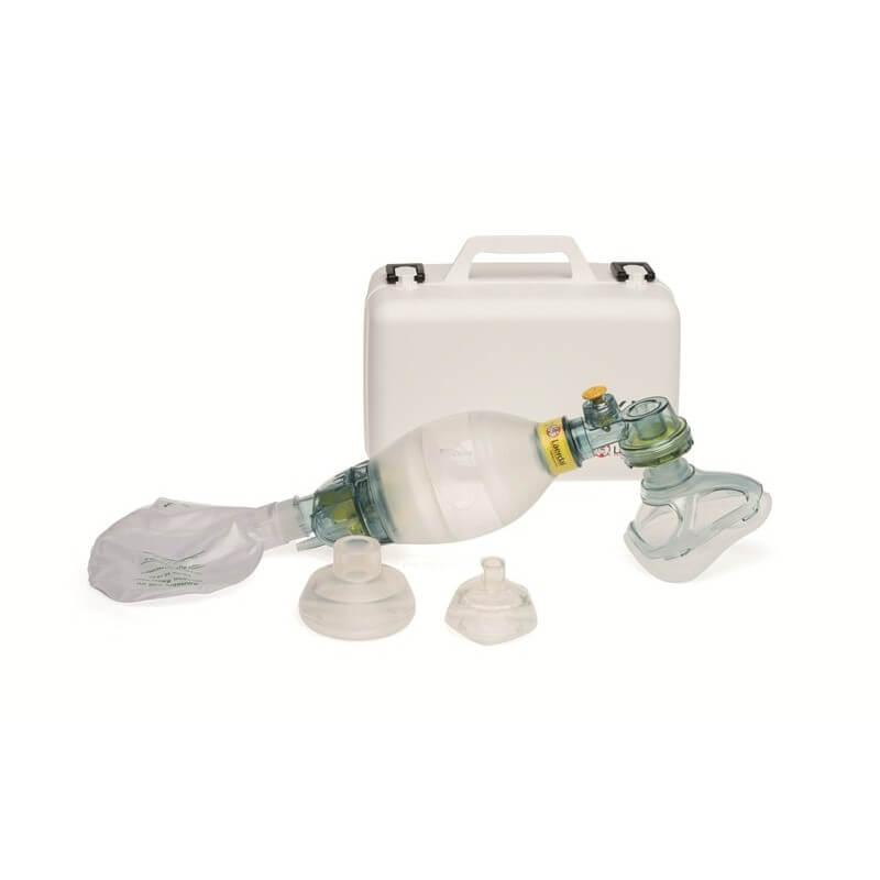 Laerdal - LSR insufflateur pédiatrique complet en coffret compact