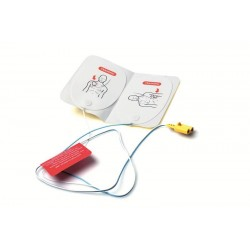 AED electrodes...