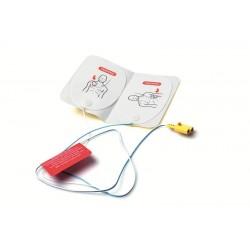 AED trainingselektroden...