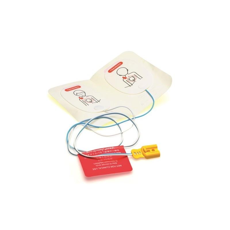AED trainingselektroden pediatrie voor Trainer 2