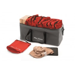 Laerdal - Mini Anne Plus Unicolor, Pack van 10 stuks