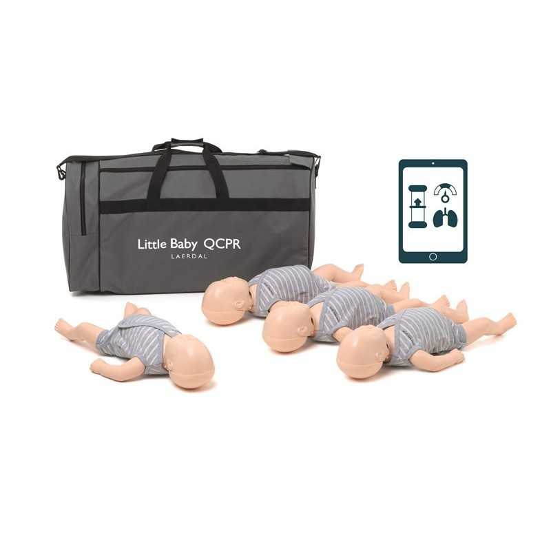 Laerdal - Little Baby QCPR 4-pack
