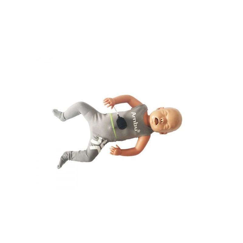 Mannequin de secourisme bébé Ambu