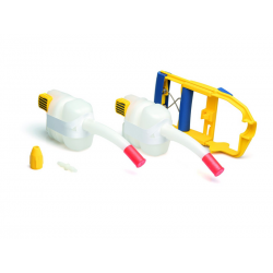 Laerdal - V-VAC pompe d'aspiration manuelle, starter kit, sans catheter