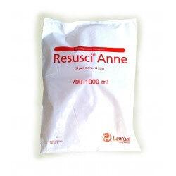 Voies respiratoires Resusci Anne 700-1000 ml, 24 pièces