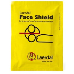 Laerdal Face Shield, feuille de protection, 50 pièces
