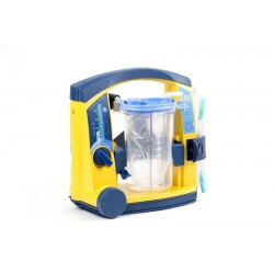 Laerdal Suction Unit LSU avec poche d'aspiration Serres