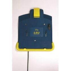 Muurbeugel LSU met 12 volt aansluiting