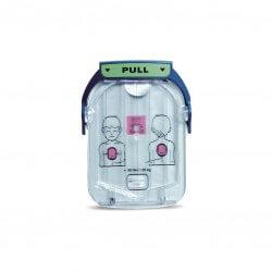 Cassette de défibibrillation SMART bébé/enfant pour HeartStart HS1
