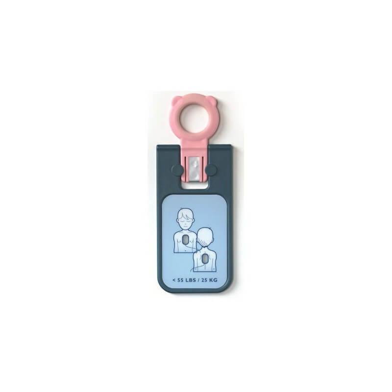 HeartStart FRx clef bébé/enfant
