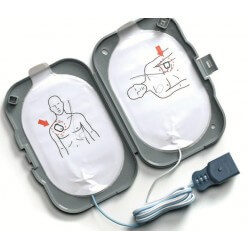 HeartStart FRx defibrillatie-electroden SMART II, 1 paar
