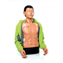 AmbuMan Defib Wireless Torse