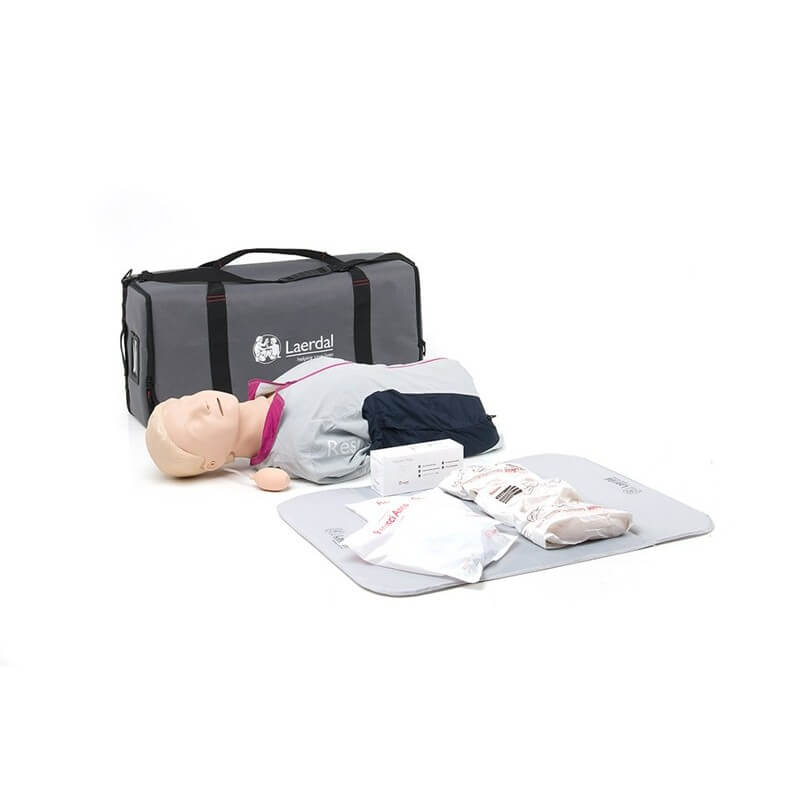 Laerdal - Resusci Anne First Aid Torse sac semi-rigide