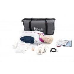 Laerdal - Resusci Anne QCPR AED Torse sac semi-rigide