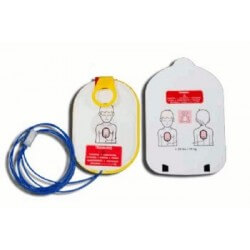 Electrodes de replacement HeartStart Trainer, bébé-enfant