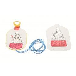 Vervangingselektroden HeartStart Trainer, volwassene