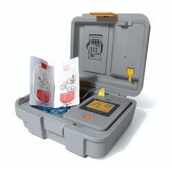 AED Trainer 3 (mallette, électrodes, Cable, Clé)
